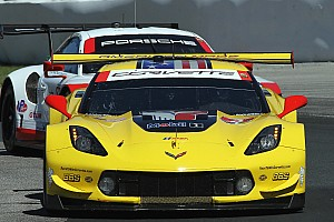 IMSA Breaking news Corvette rues Porsche strategy focus that allowed Ford win