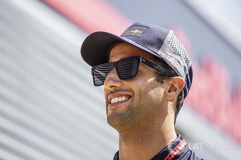 Ricciardo admite que las alternativas