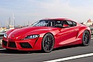 Automotive Toyota Supra rendered ahead of Goodwood debut