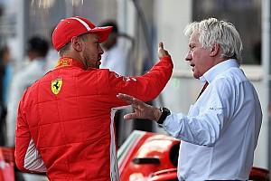 怀汀不认为需要整治F1车手行为