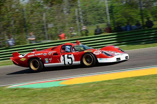 Vintage Fotogallery: non solo Formula 1 al MotorLegendFestival di Imola