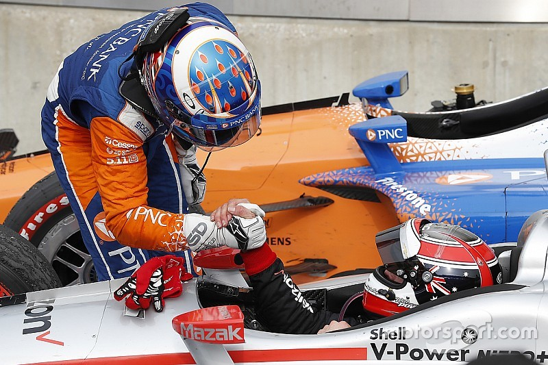 Power: I need Dixon to hit bad form to win title now