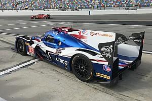 IMSA Relato de testes Cadillac domina primeiro teste em Daytona; Alonso é 6º
