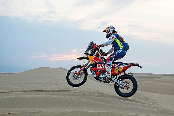KTM-Pilot Matthias Walkner gewinnt Rallye Dakar 2018