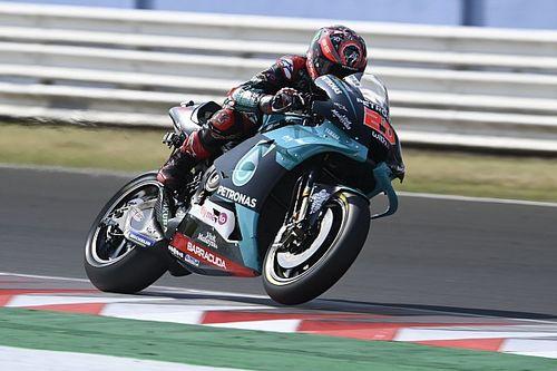 MotoGP: Quartararo defende que não recebeu alerta da direção de prova antes da punição