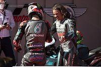 Quartararo didn't expect Morbidelli's pole pace
