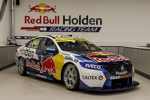 Red Bull Holden 2020 Supercars livery unveiled