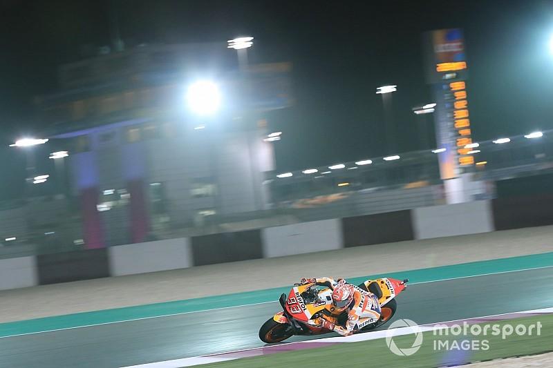 Qatar MotoGP qualifying as it happened
