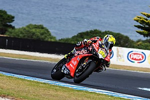 Bautista tops first day of Phillip Island WSBK test