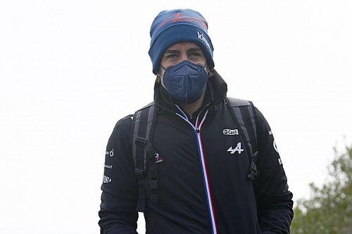 Alonso: Imolában alulteljesítettem, de így is csak 2 tized volt a hátrányom Oconhoz képest