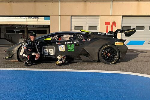 Lamborghini: Cola nel Super Trofeo Europa puntando al Mondiale
