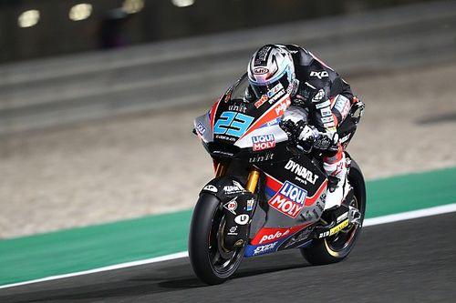 Schrotter Incar Grid Terdepan Moto2 Portugal demi Raih Hasil Terbaik