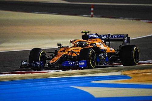 """McLaren: """"Bahreyn'de pist üstünden geçen görevli endişe vericiydi"""""""