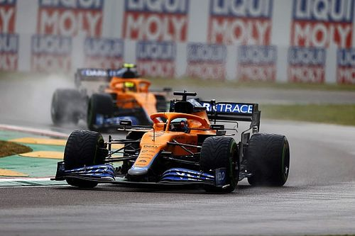 "Ricciardo had to ""swallow pride"" in Imola F1 swap with Norris"