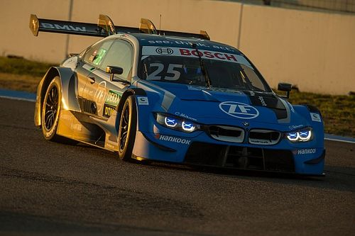 BMW ends partnership with RBM