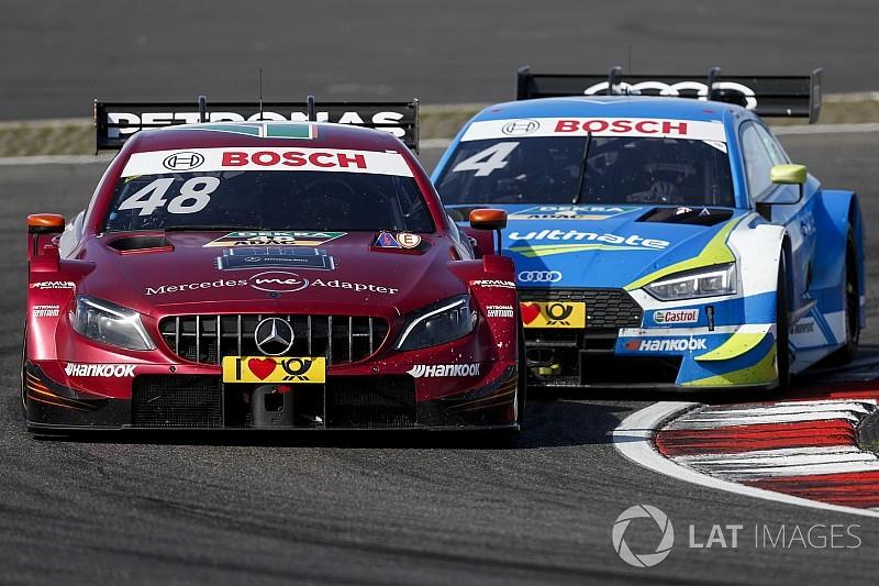 Fotogallery: gli svizzeri Mortara e Müller nel DTM al Nürburgring
