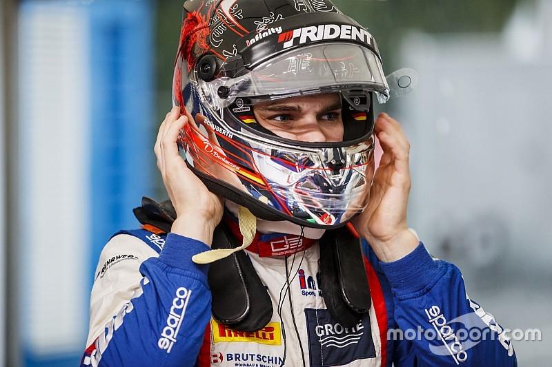 GP3 Monza: Beckmann weer op pole, Verschoor zestiende