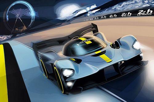 Aston Martin announces 2020/21 hypercar programme