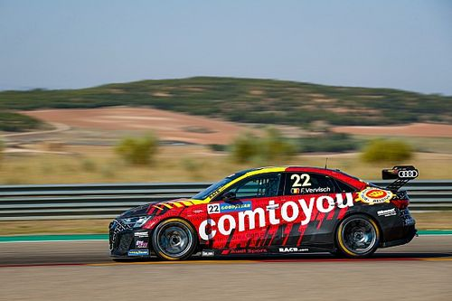 Aragon WTCR: Vervisch delivers first win for new Audi