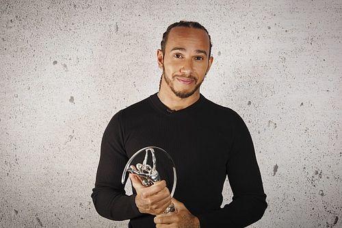 Hamilton a remporté un troisième Laureus Award
