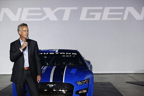 """NASCAR to fans about Next Gen: """"This car is for you"""""""