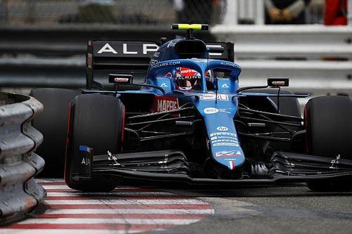 Esteban Ocon asegura nuevo contrato con Alpine