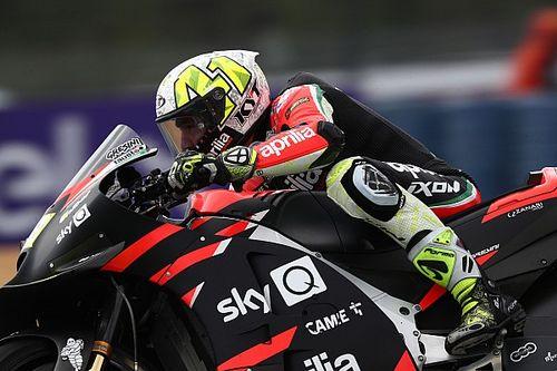 """Aleix Espargaró: """"Es inadmisible que una moto oficial se pare"""""""