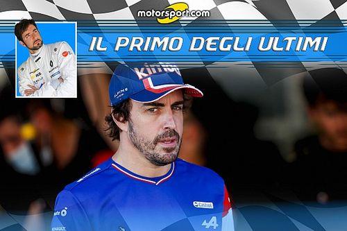 Alonso, torero dalla spada spuntata