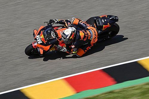 German MotoGP: Oliveira leads FP2 from Quartararo, Marc Marquez 12th