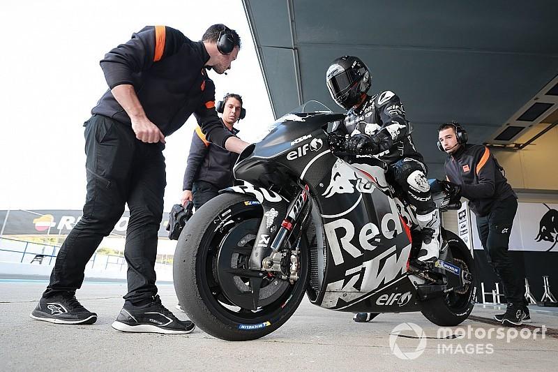 In beeld: De beste foto's van de MotoGP-test in Jerez