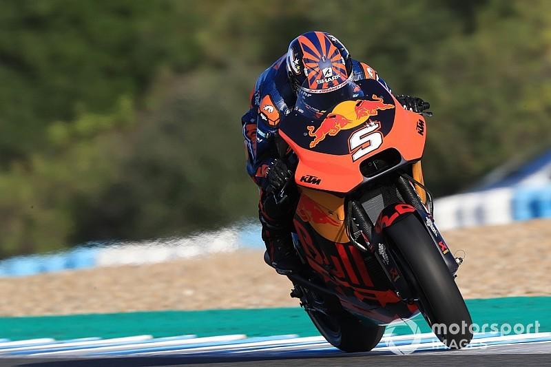 Zarco heeft 'meer controle' tijdens tweede KTM-test