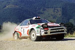 Didier Auriol's 1994 Sanremo-winning Toyota Celica on sale