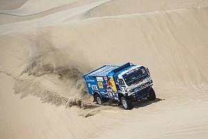 Nikolaev ve Kamaz, art arda üçüncü kez Dakar'ı kazandı