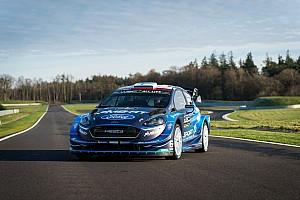 Wajah baru M-Sport di WRC 2019