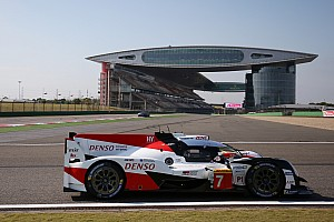 Toyota needed extra runs to counter privateer threat