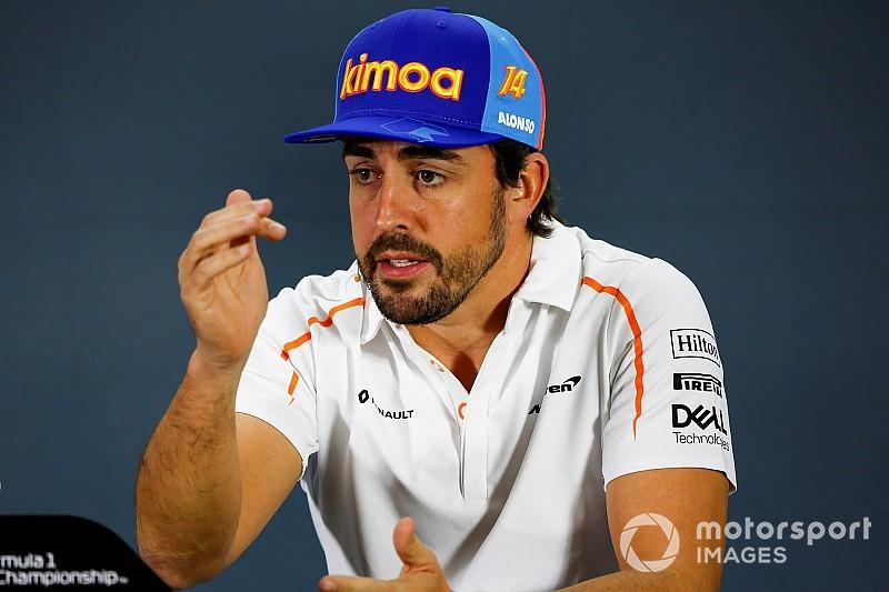 Le risque de l'ennui ? Alonso admet plonger dans l'inconnu