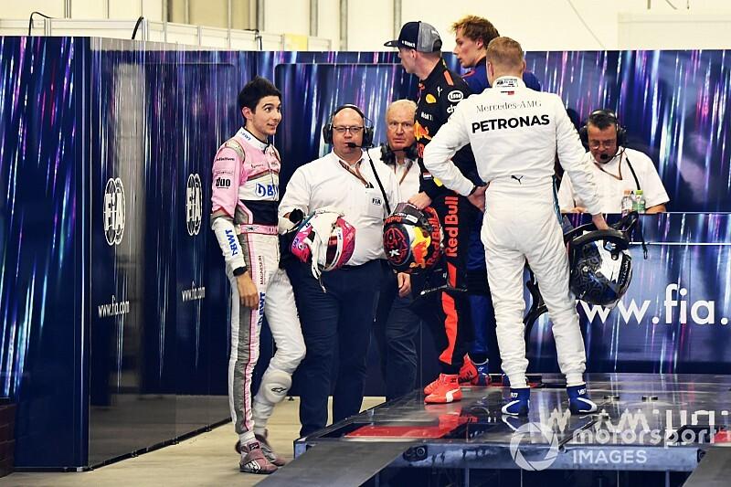 FIA: No need for further Ocon/Verstappen talks