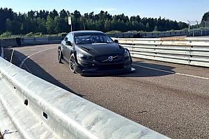 WTCC Test Ecco la Volvo S60 Polestar TC1 Test Car!