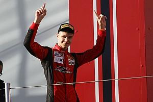 Евро Ф3 Новость В Евро Ф3 появился третий гонщик из России