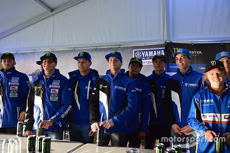 """Yamaha Europe lancia il programma """"Blu Young Riders Project"""""""