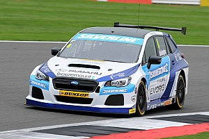 BTCC Breaking news Turkington parts ways with Subaru BTCC squad