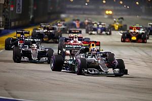 Formula 1 Breaking news Singapore wants to drop F1 race, says Ecclestone