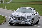Spyshots - La Mercedes Classe E Cabriolet 2018