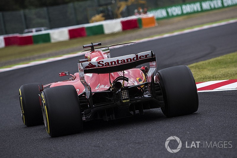 Tech analysis: How Vettel's gearbox survived for Japan