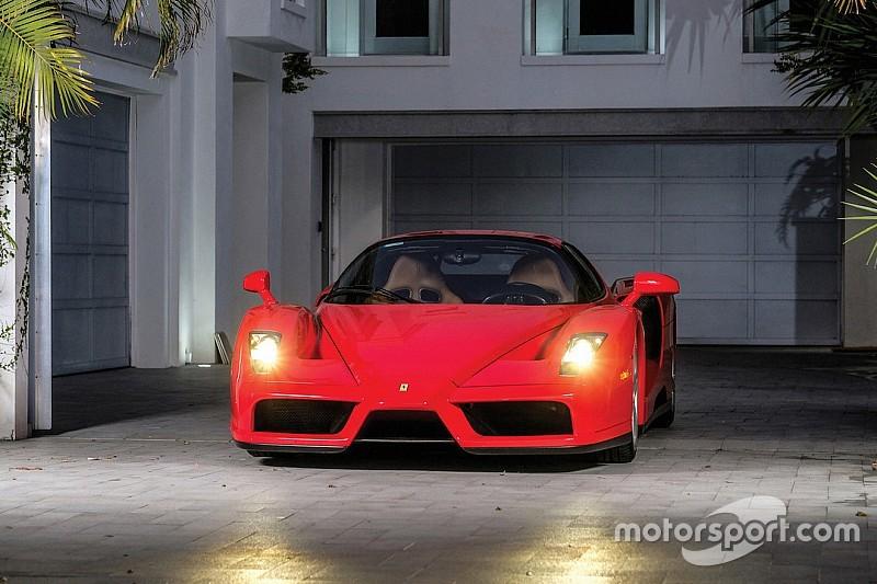 La Ferrari Enzo de Tommy Hilfinger aux enchères