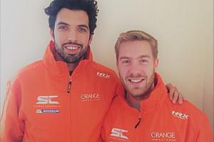 CIR Prova speciale Pietro Ometto è il copilota della selezione di Orange1 Racing