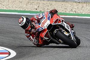 MotoGP Noticias de última hora Lorenzo estrena un nuevo y espectacular carenado