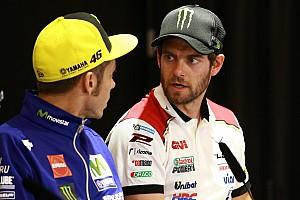 MotoGP Reaktion MotoGP-Kollegen staunen über Rossi in Aragon: