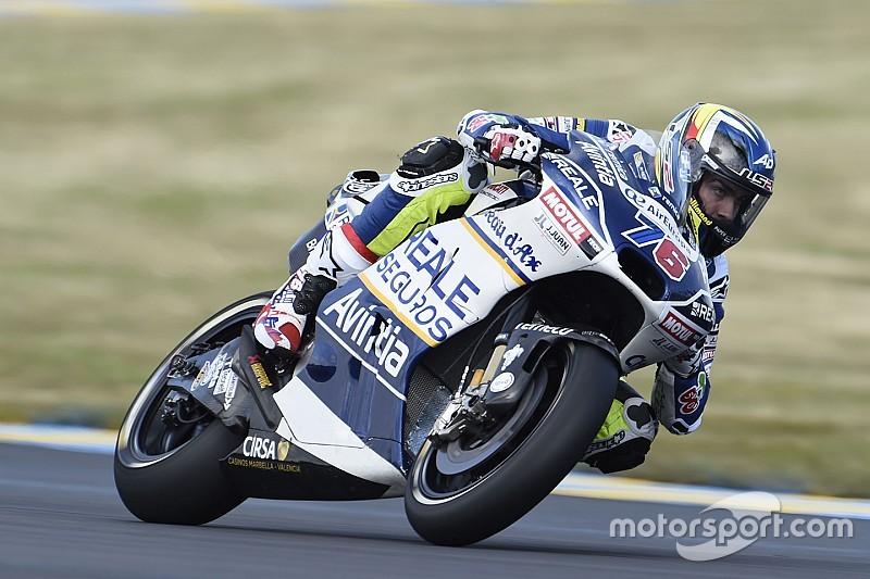 Meilleur résultat sur le sec pour Baz en MotoGP
