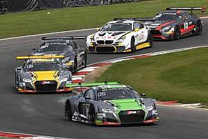 BSS Reporte de la carrera Póker de Audi en las Blancpain en Zolder